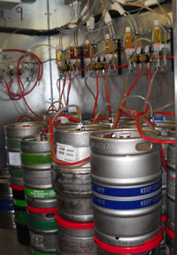 Beer System Installation